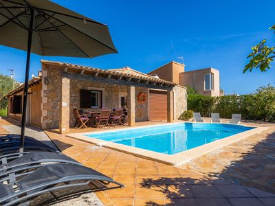 Photo for Charming Holiday Home Sa Caseta with Wi-Fi, Terraces & Pool