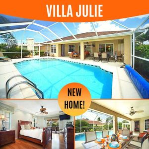 Photo for 36% OFF - SWFL Rentals - Villa Julie - Gorgeous 3 Bedroom Pool Home Sleeps 6