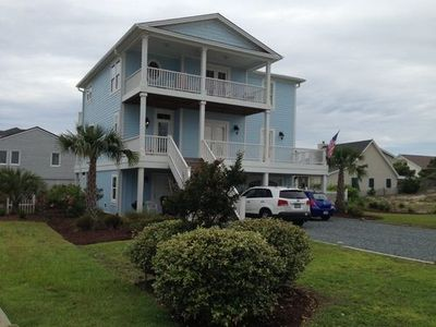 Photo for Luxury Beach Home with Great Ocean and Waterway Views!
