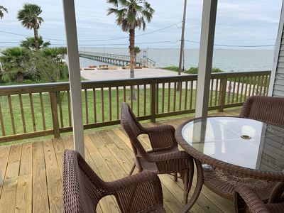Great home with beautiful bay views. Fishing heaven! 7TH NIGHT FREE!!