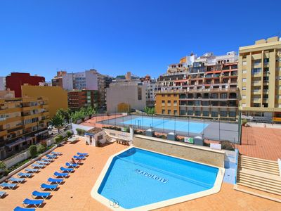 Photo for Central and comfortable apartment Apollo IV 16 with pool near the beach in Calpe