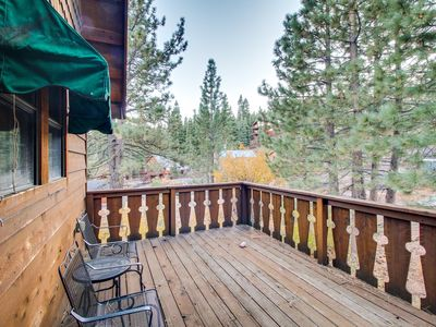 Photo for Spacious home w/ hot tub, views, shared pool & more - outdoor fun all year long!