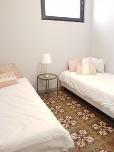 Photo for appart 2 bedroom air-conditioned, wifi, in the heart of the village