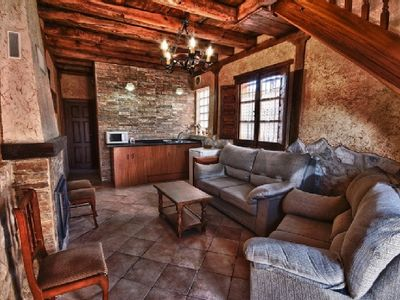 Photo for Rural house Los Arcos for 5 people