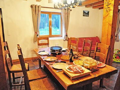 Photo for Chalet in the heart of La Vanoise - Chalet 4 Rooms 9 People