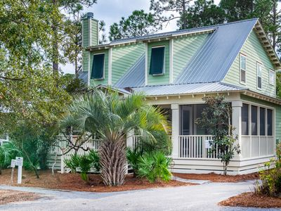 Photo for Seagrove- Across from Pool- 2 Bikes☀️Inspected & Disinfected☀️3BR Emerald Dream