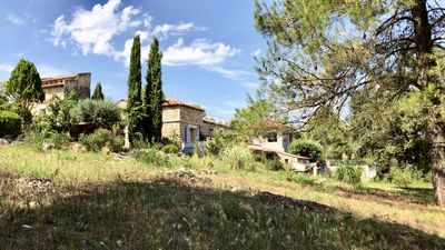 Photo for independent housing type T2 in a provencal field of the 17th century