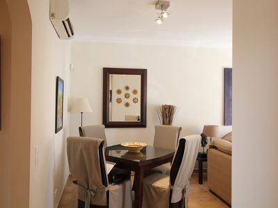 Photo for Cabanas de Tavira  - 1 Bedroom Apartment by he Pool,  quality  furnutured