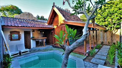 Photo for 1BR Villa Vacation Rental in seminyak, badung, bali