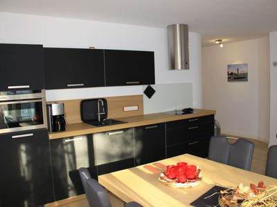Photo for **** Barrier-free apartment on the ground floor, 2 bedrooms., + Quiet location (dead end)