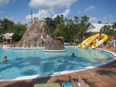 Photo for 2 BDRM/2 BATH~ CYPRESS POINTE RESORT by SeaWorld ~ JETTED TUB/WATERSLIDE/POOLS