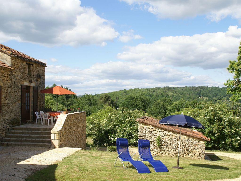 Heavenly Holiday Home With Swimming Pool And Large Garden Villefranche Du Perigord