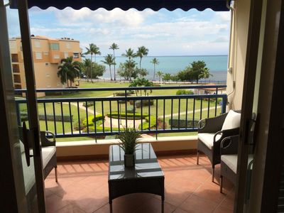 Photo for Haciendas Del Club 2/2  Beachfront Penthouse, Screens, Wifi, New Listing