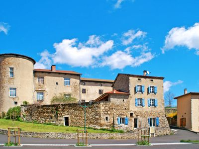 Photo for 3 bedroom Apartment, sleeps 6 in Saint-Bonnet-le-Chastel with WiFi