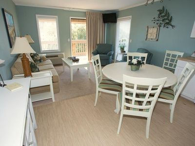 Photo for Ocean Dunes Villa 421 - Beautifully renovated Oceanfront and Pool view Villa