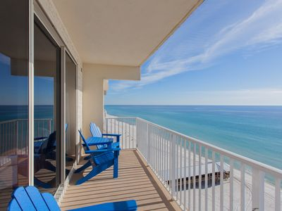 Photo for Brand New Luxurious Direct Ocean Front View w/ Balcony in Panama City Beach, FL
