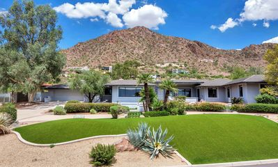 Photo for Beautiful 4 Bedroom Phoenix, AZ Home on Camelback Mtn. w/ City Light Views