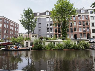 Houseboat 'Floating Gardens' Within Walking Distance Of The Historic Center