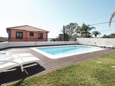 Photo for House in Candelaria with Internet, Pool, Terrace (984220)