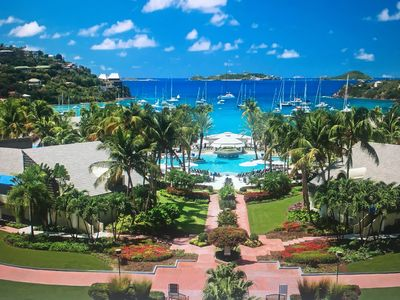 Photo for St John Westin Resort 2 BR Townhouse, Water View, April 13-20, 2019