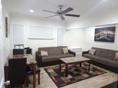 Photo for Nicely Remodeled Unit is ONLY Ten Minutes Away from Beach