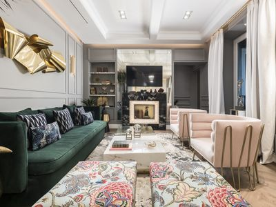 Photo for Striking Designer Apartment in Central Madrid