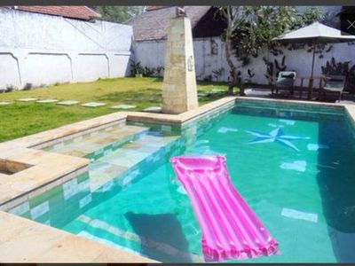 Photo for 4 Bedroom private pool villa, Kerobokan