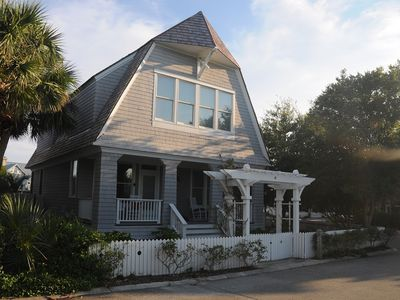Harbor Village Home on Bald Head Island , near everything, with spectacular view