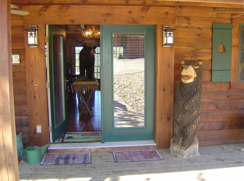 8 Bedroom, 7.5 Bathroom Log Cabin with Gues... - VRBO