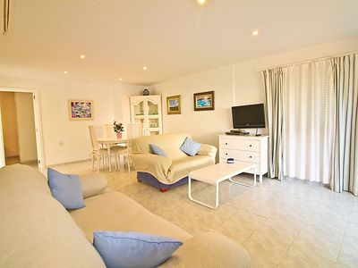 Photo for Apartment Puesta De Sol 1  in Alcúdia, Mallorca - 4 persons, 2 bedrooms