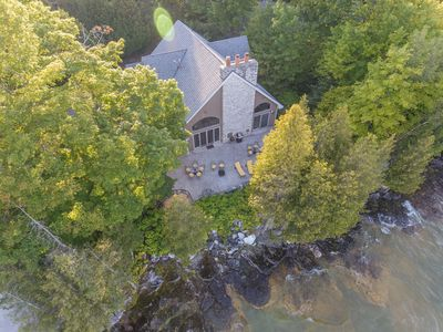 Photo for Spectacular Lake Michigan Waterfront on Glidden Drive - Sleeps 12