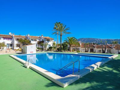 Photo for Vacation home La Camarrocha in Moraira - 6 persons, 3 bedrooms
