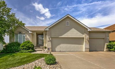 Photo for West Omaha 4 BR 3000 Sq. Ft. Ranch Perfect For The Entire Family!