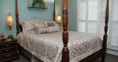 Photo for DeSoto Beach Bed and Breakfast - The Butler Room