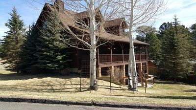 Photo for **NEW LISTING** The Lodge at 1010 - HUGE mountain views and a great location!