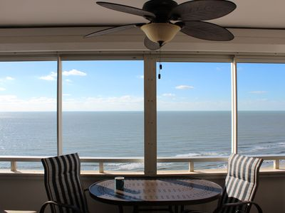 Photo for Oceanfront Magnificent View of Gulf of Mexico from Every Room!!!