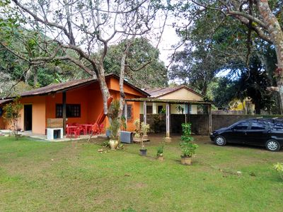Photo for Spacious House in Guaraú Beach - Itatins Ecological Reserve / Peruíbe