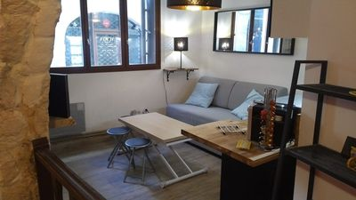Photo for APARTMENT IN THE CENTER OF MONTPELLIER FOR 4 PEOPLE