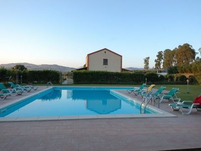 Photo for Villa in Fulgatore-torretta with 7 bedrooms sleeps 14