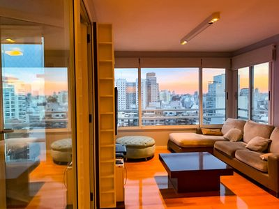 Photo for Modern Apartment - 2 bedroom 120 mts -Townhouse Sky Red