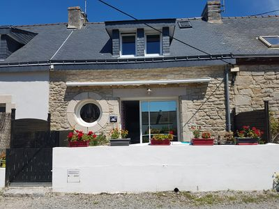 Photo for BRETON HOUSE 200 M FROM THE BEACH CLOSE TO LORIENT 56 (MORBIHAN)