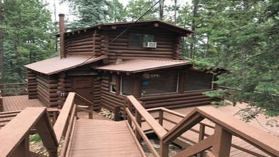 Photo for Log cabin Escape in the woods