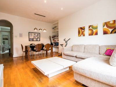 Photo for Kensington Holland Park Charming 2BR Apartment, Central London by HAPPYGUEST