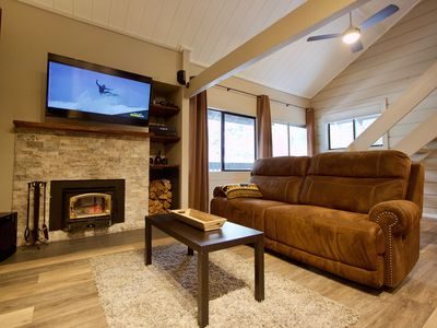 Photo for Mammoth Mountain Retreat-Recently Remodeled Condo with 2 Full Baths