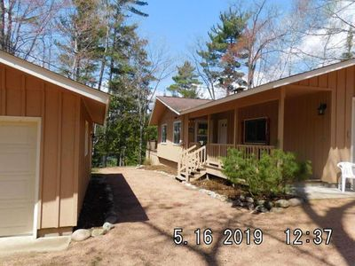 Photo for Stay right on Lake Minocqua!