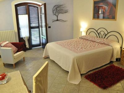 Photo for Holiday apartment Diano d'Alba for 2 - 4 persons with 1 bedroom - Farmhouse