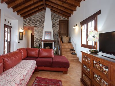 Photo for Casa Sabina, charming villa for 4 people