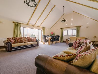 Photo for Victoria & Albert @ The Victorian Barn, WOW Factor Rural Holidays with Pool