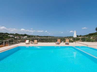 Photo for Luxury Villa with  Enormous  pool and panoramic views!!