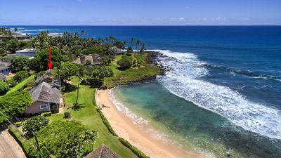 Photo for Hale Moana - Location, location, location! Just Steps Away from Baby Beach!